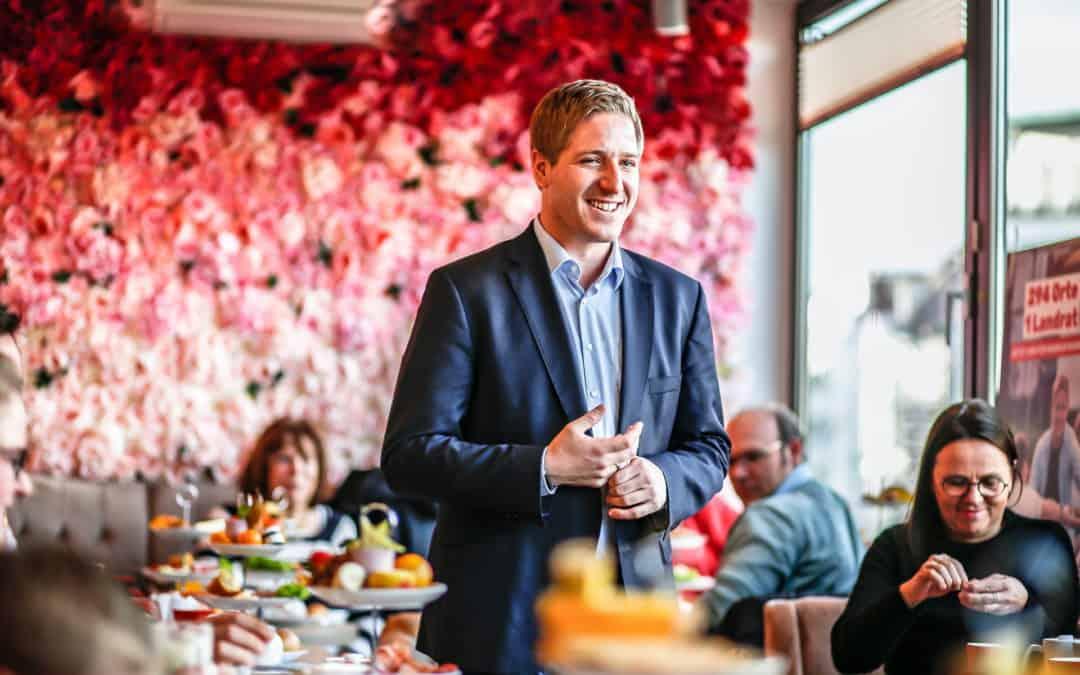 """Wählerbündnis """"Jetzt: Wir für Markus Ramers"""" gegründet"""