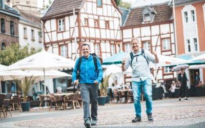 Euskirchen Tour mit Sacha Reichelt